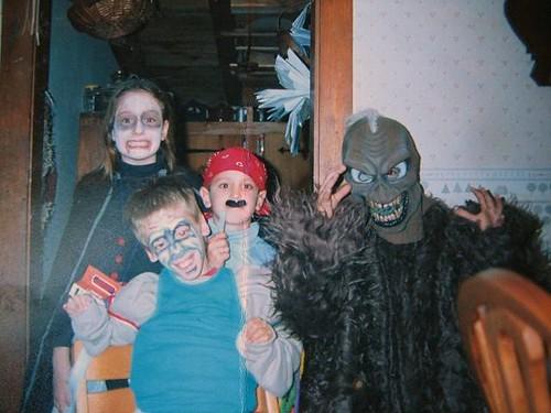 Halloween, 90's style
