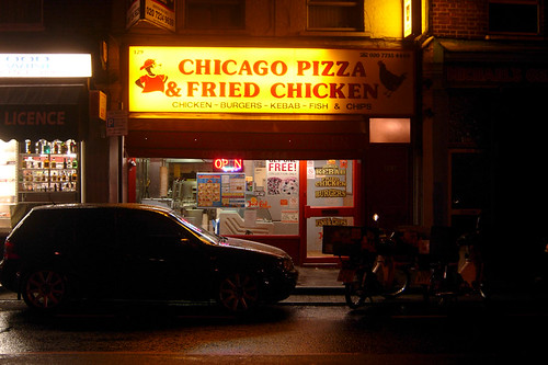 Chicago Pizza & FriedChicken