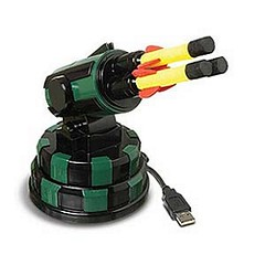 USB missile launcher gift