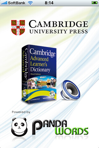 CAMBRIDGE Advanced Learnes's Dictionary