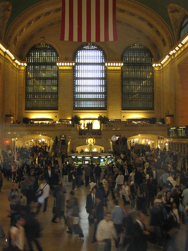 Grand Central. NYC.