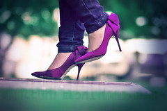 (Aih.) Tags: anna shoes highheels purple zeanoooa7bich a3shgiiich