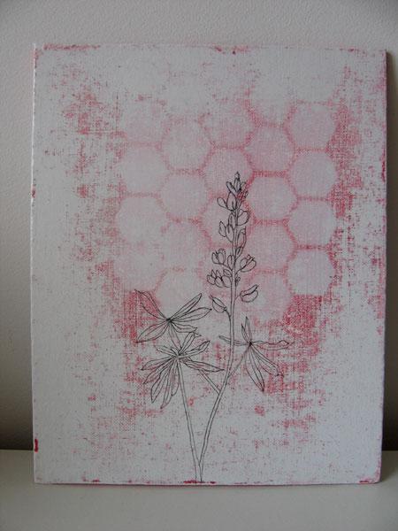hive: lupine