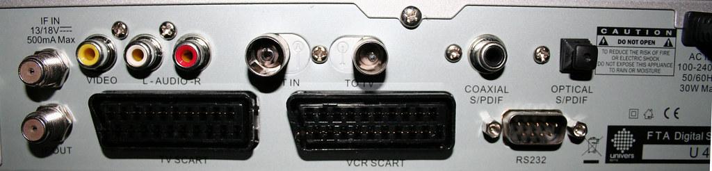 receiver - back