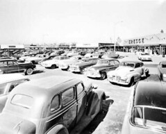 Hub Shopping Center - 1954