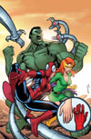 SPIDER-MAN FAMILY #9