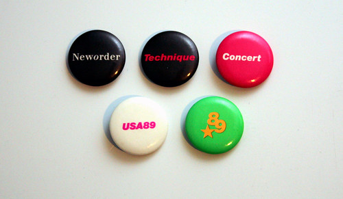 New Order Buttons