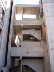 Salk Institute La Jolla, CA (DisneyKrayzie) Tags: building architecture concrete louis lajolla kahn salkinstitute salk