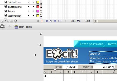 Excit: Code