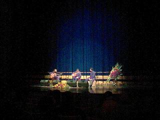 Concierto de flamenco en Teherán