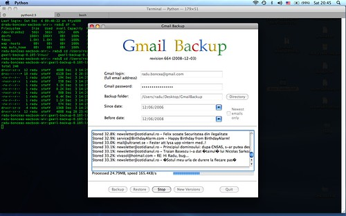 gmail backup mac os
