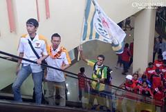 Indonesia Damai 2 (Ongisnade Official Photo) Tags: 2 indonesia foto ad malang damai dua acara suporter arema aremania dkross