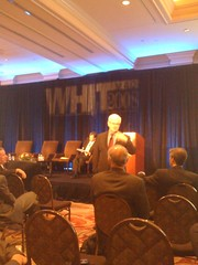 Newt Gingrich at WHITC08
