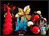 Felices Fiestas - Seasons Greetings (lanamorvai24) Tags: christmas original santiago red tree azul pine catchycolors navidad rojo fiesta treasure catedral bolas galicia galiza creation santiagodecompostela invierno distillery abeto creativo encarnado digitalcameraclub flickrcolour colorfullaward olétusfotos