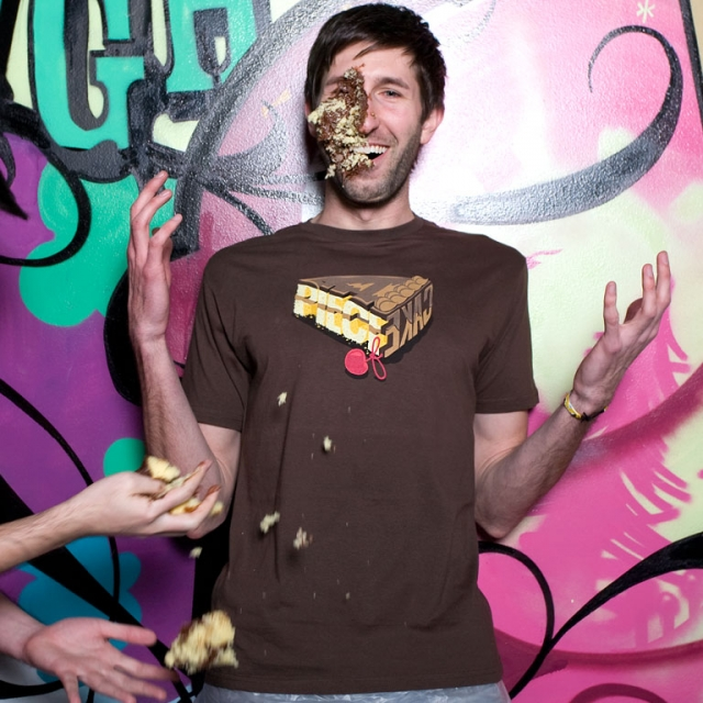 A Piece Of Cake - Threadless.com