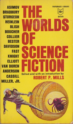 The Worlds of Science Fiction - Front
