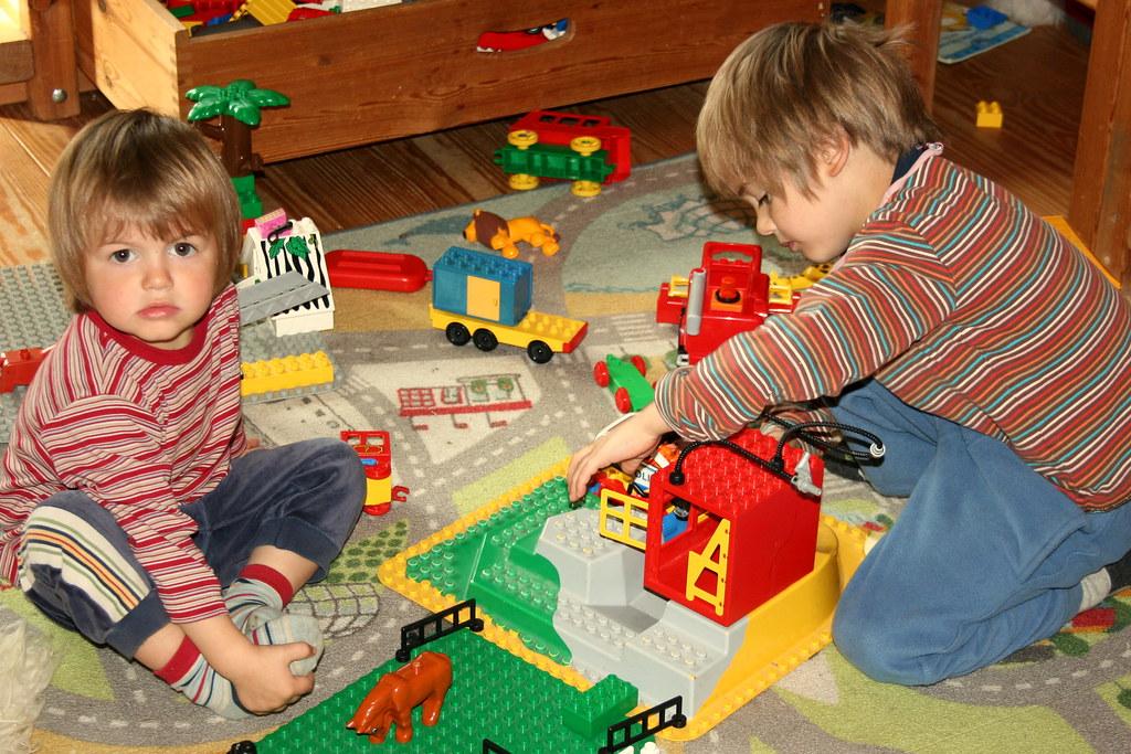 Legosession