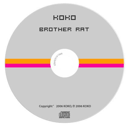 Koko CD label
