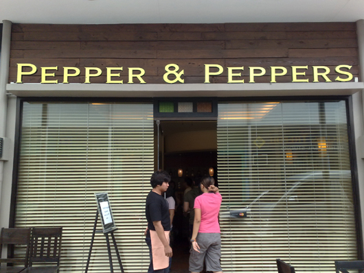 Pepper & Peppers in Davao City
