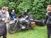 BMW R75 Wehrmachtsgespann (John Steam) Tags: festival germany bayern military motorbike brewery bmw ww2 motorcycle trailer sidecar 2010 motorrad beiwagen gespann anhänger wehrmacht brauereifest schoenram seitenwagen schönram wehrmachtsgespann wh10242