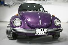 yahoo-car-1379 (anas_alfar) Tags: classic car vw yahoo purple y amman jordan 1973 anas   alfar