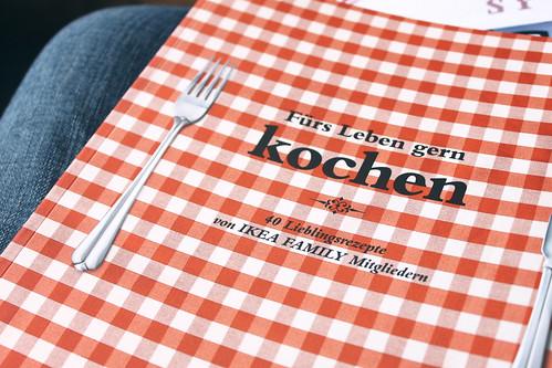 Cover – IKEA Fürs Leben gern kochen
