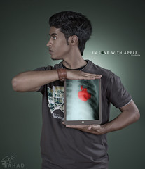 in love with Apple products <3 (Fahad al-Khashti) Tags:
