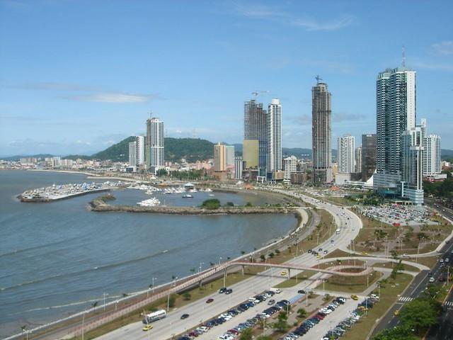 Maio de 2010, já no Panamá