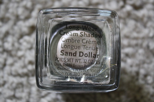 Bobbi Brown Long-Wear Cream Shadow-Sand Dollar