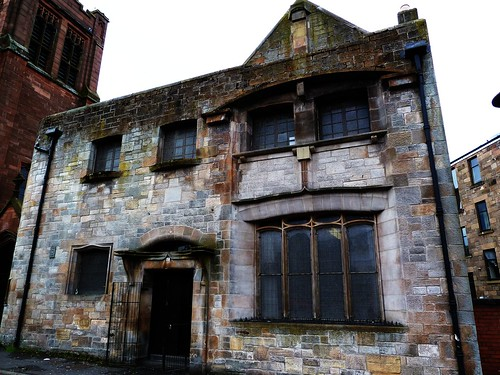 Ruchill Church Hall by Mackintosh