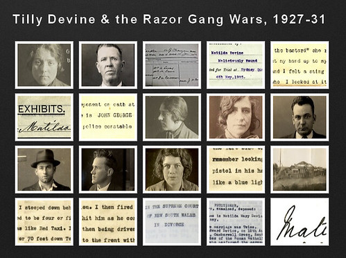 Tilly Devine & the Razor Gang Wars, 1927-31