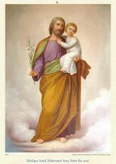 Joseph, Nährvater Jesu