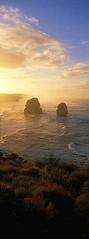 Twelve Apostles (Axel Mertens) Tags: beach silhouette river bright cove melbourne depot yarra canberra kangaroos flinders twelve apostles pebbly floriade refuge ovens murramarang gudgenby