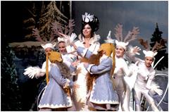 Narnia de Musical stopt
