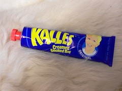 kalle's creamed smoked roe