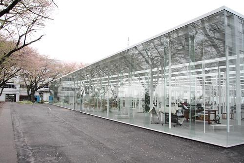 Facility of Kanagawa Institute of Technology by naoyafujii.