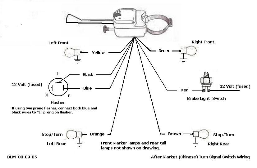 2488817464_1f085ef76d_o empi wiring harness diagram diagram wiring diagrams for diy car motorcycle turn signal switch wiring diagram at reclaimingppi.co