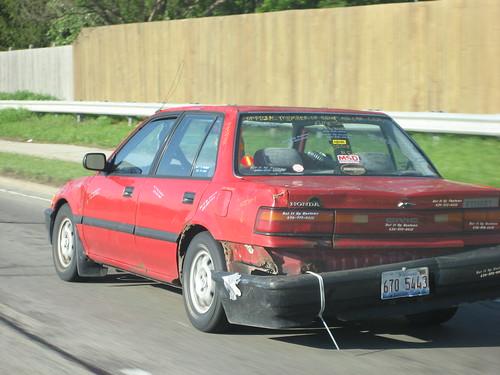 Crap car