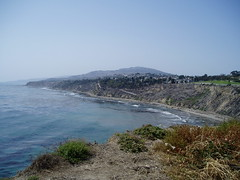 san pedro cliffs (casio_beatnik) Tags: ocean california cliffs sanpedro