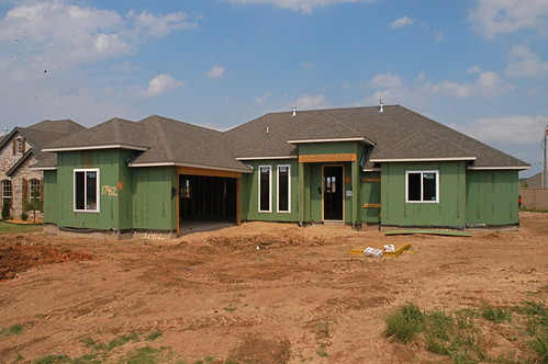 2008 Parade Of Homes - Front Elevation