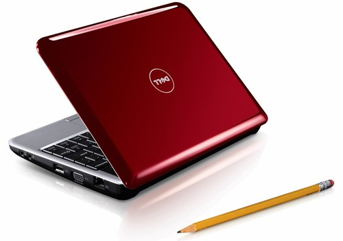 Image of Dell EeePC killer, which has more features than the MacBook Air
