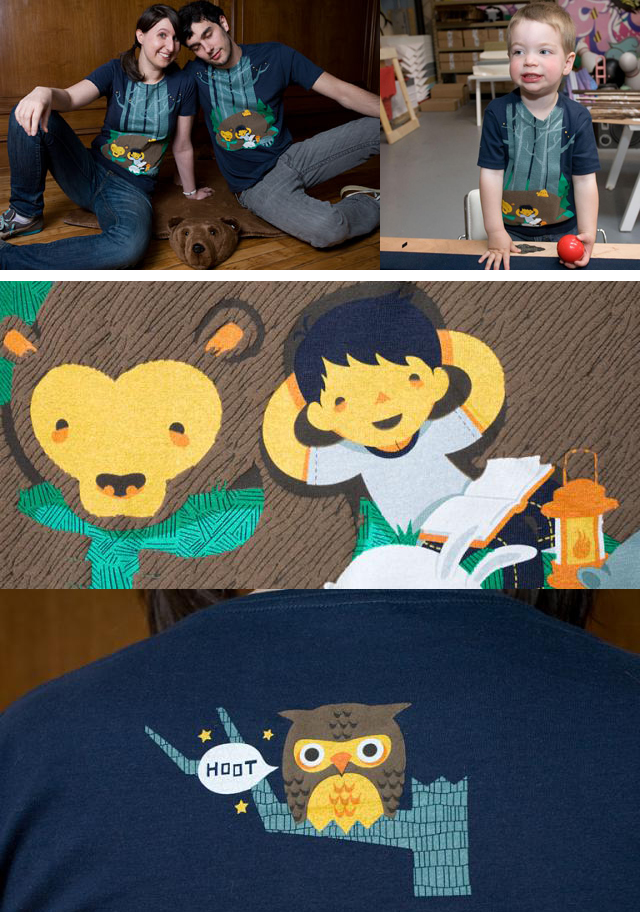 Bedtime Stories - Threadless.com