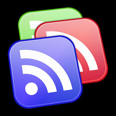 Google Reader Fluid Icon