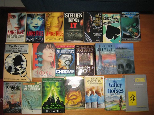 Bookfest June '08 Haul