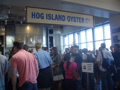 Hog Island Oyster Co., San Francisco