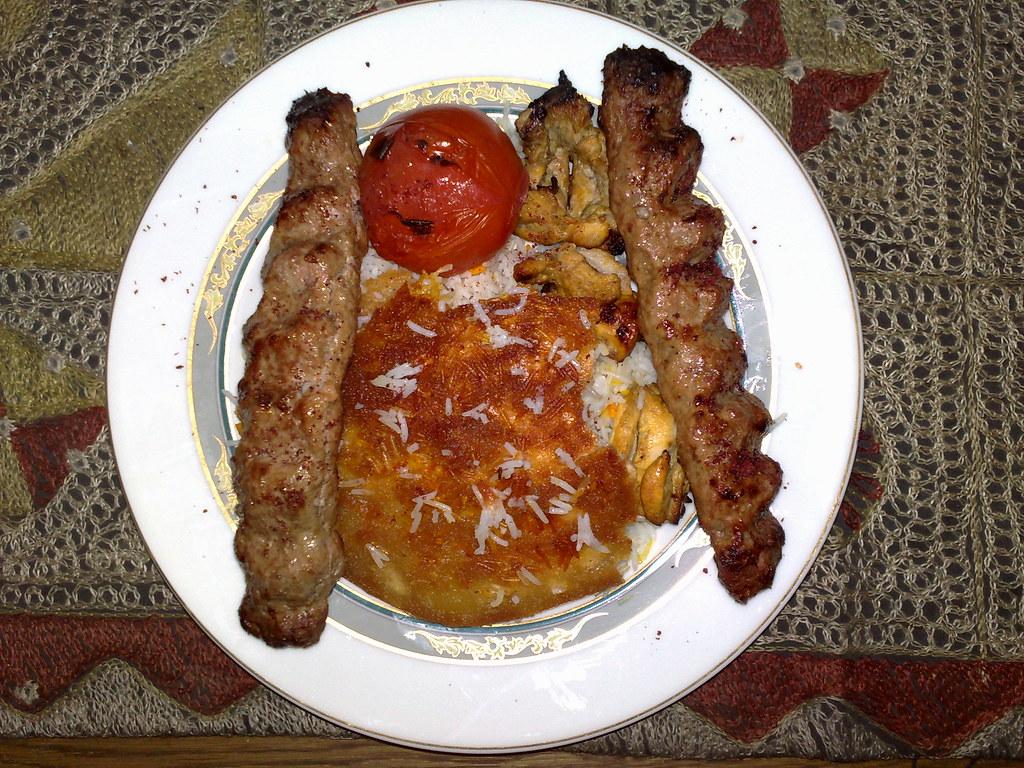 Homemade Koobideh