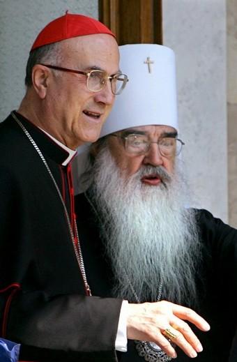 BELARUS-RELIGION-DIPLOMACY-VATICAN