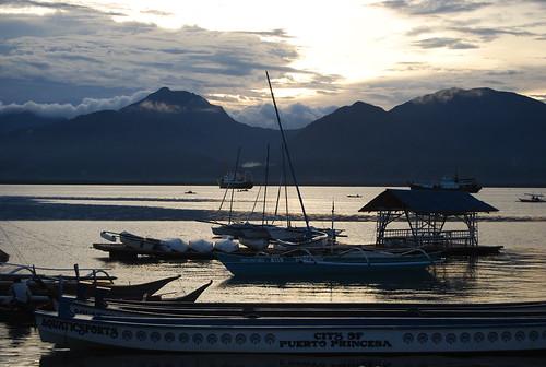 boat sa bay