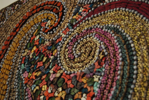 """the tapestry in our room """"mag-ina"""""""