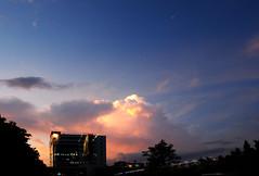 Sunset (Aung@) Tags: blue sunset sky people food clouds lens happy evening nikon ray stadium tokina business hour pro 1224mm f4 stalls atx d80 tokinaatx1241224f4 huamak wonderhuamak clevening